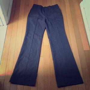 Brown/multi women's slacks